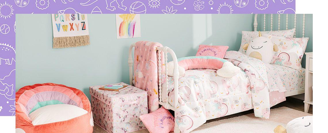 Girls Room Shop Stylish Furniture Decor For Her Bedroom Kohl S