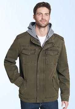 Men's Coats and Jackets   Kohl's