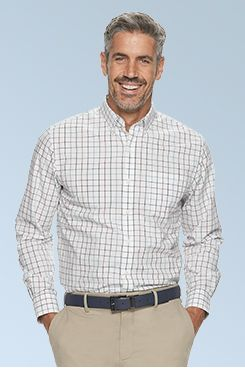 Mens Button-Down Shirts: Casual Button Up Shirts for Every Fit & Style |  Kohl's