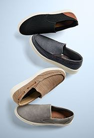 Mens New Taupe Suede Leather Slip On Casual Shoes Size 6 7 8 9 10 11 12 13 14