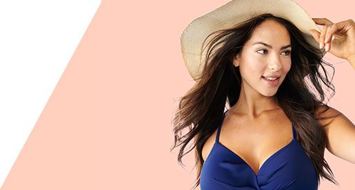 Women Print Rashguard Swimsuit UV Protection One Piece Spots Surfing Bathing Suit Ladies Blue Long Sleeve Palm Graphic Tankini Swimwear S, Multicolor