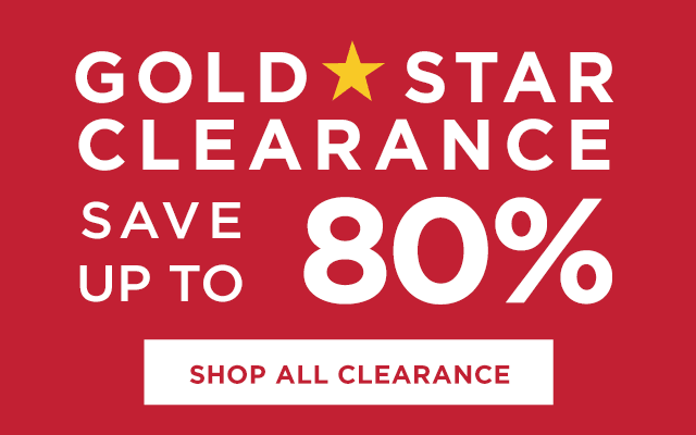 Gold Star Clearance. Kohl s Coupons  Today s Kohl s Sale   Coupon Codes   Kohl s