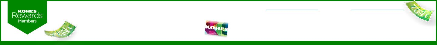 Kohl's Rewards Members
