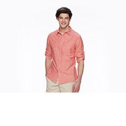 Guys Button-Down Shirtss