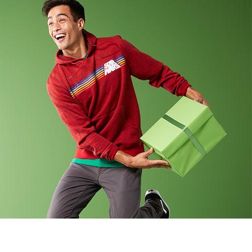 Guys Hoodies and Sweatshirts
