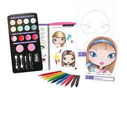 fashion kits & spa kits