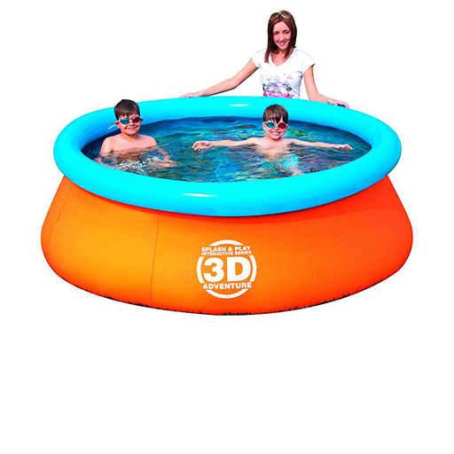 kiddie pool & swimming pools
