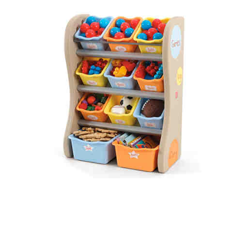 kids storage and toy boxes
