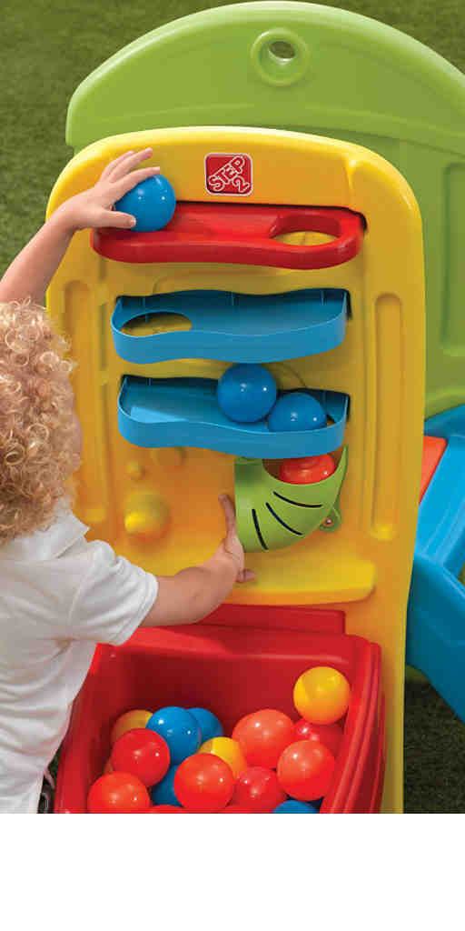 outdoor playsets and outdoor toys