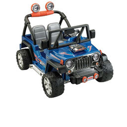 power wheels and powered riding toys