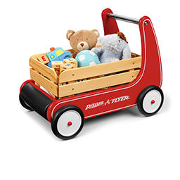 wagons and ride on toys