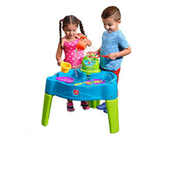 sandbox and water tables