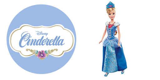Disney's Cinderella toys