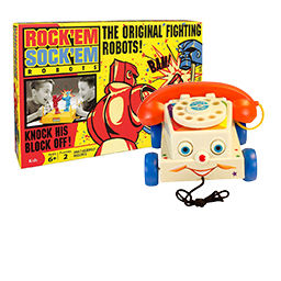classic toys and retro toys