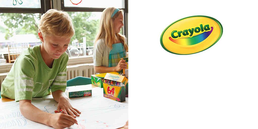 crayola arts & crafts