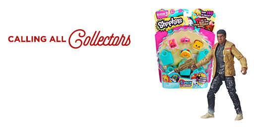 collectible action figures and collectible toys