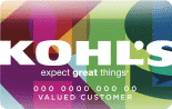 Kohl's Charge Card Image