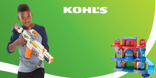 Kohl's exclusive Toys of 2017. Shop now.