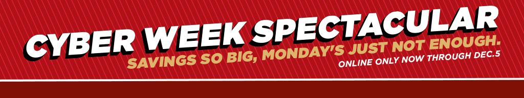 cyber week deals
