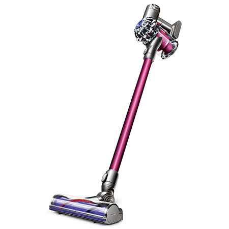 sweeper or stick vacuum