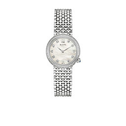 Diamond & Crystal Watches