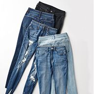 women's jeans and jeggings