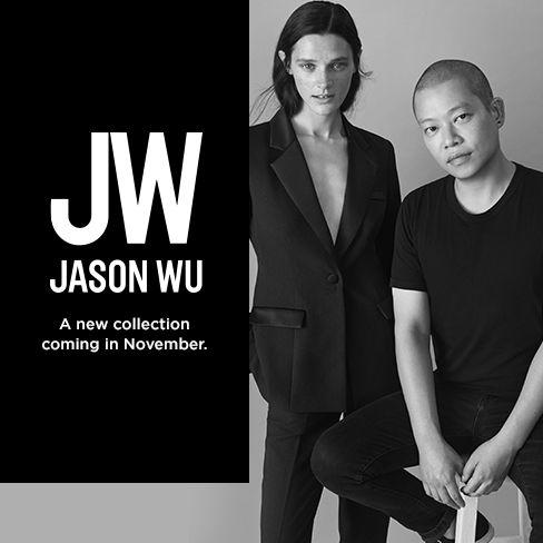 Jason Wu Coming in November'