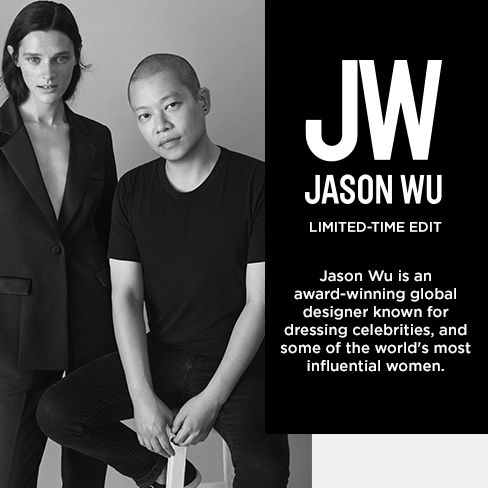 Jason Wu Coming in November'