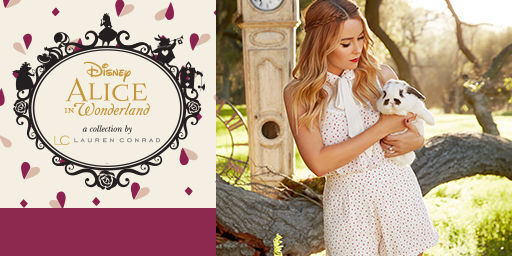 Lauren Conrad Alice in Wonderland