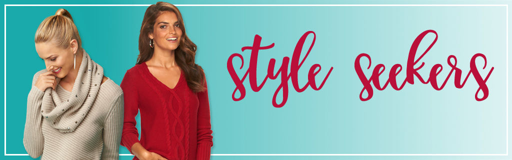 style seekers, sweaters for women