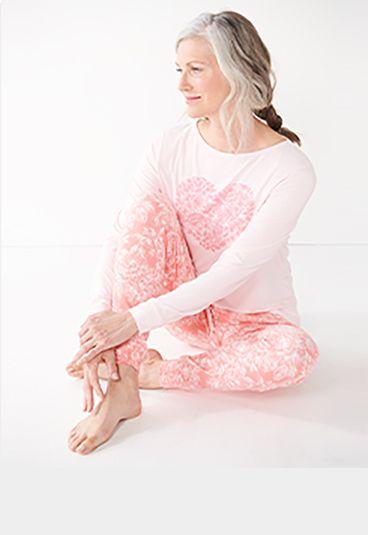 Women's Cozy Pajamas, Robes & Sleepwear | Kohl's