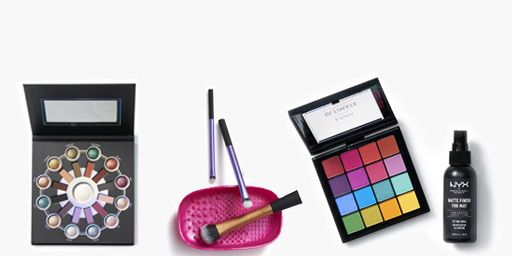 cosmetics and beauty essentials