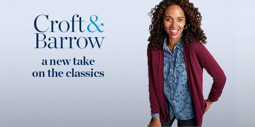 women's croft and barrow clothing