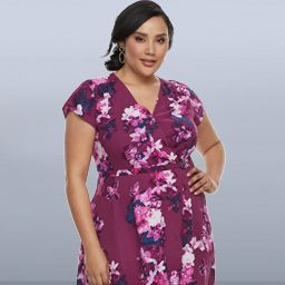 women's plus dresses