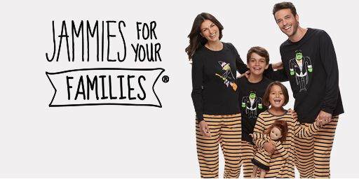 jammies for the family