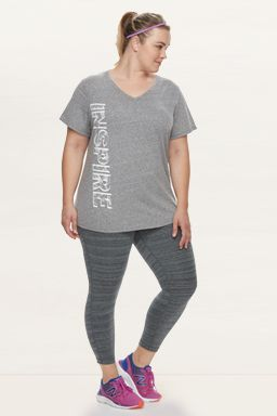 women's plus workout clothes