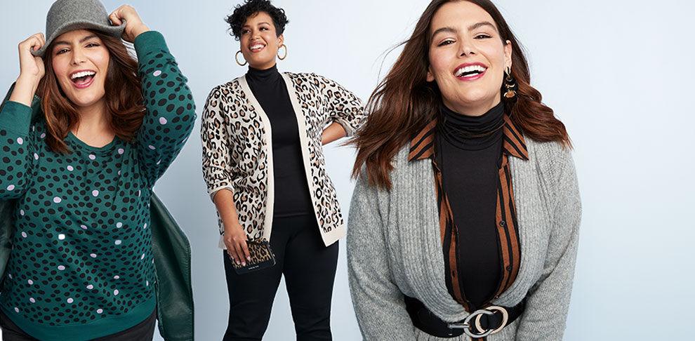Plus Size Clothing: Shop Plus Size Clothes | Kohl\'s