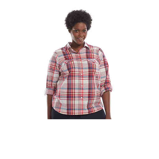 Plus-Size tops and tees