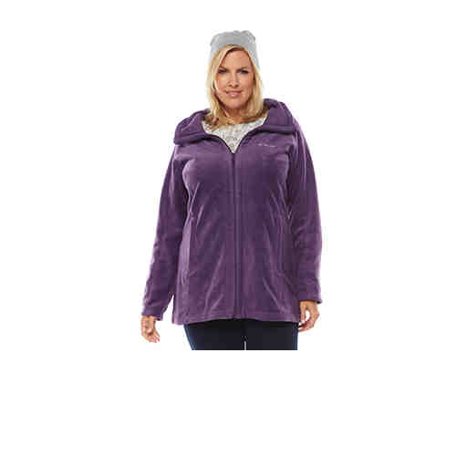 Plus-Size Coats & Plus Size Jackets