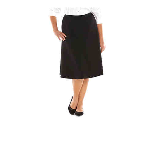 Plus-Size Skirts and Skorts