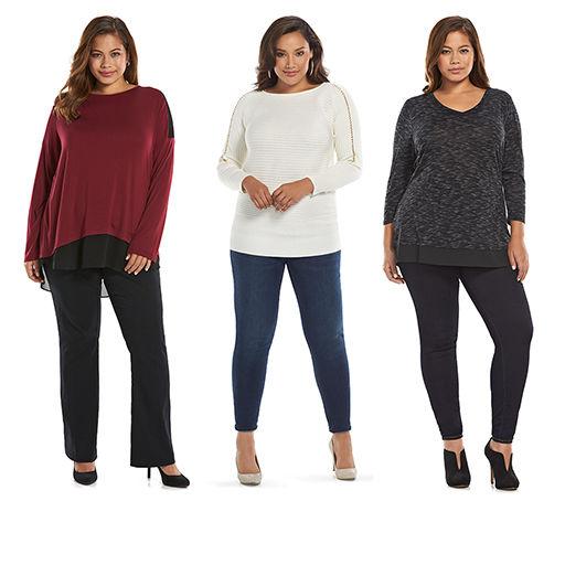 Shop all Women's Plus-Size Clothing