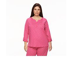 Plus-Size Pajamas