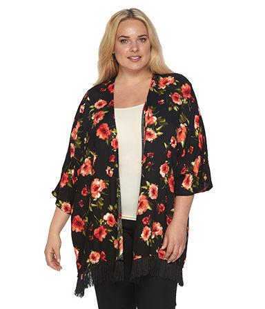 Lace Plus Size Clothing