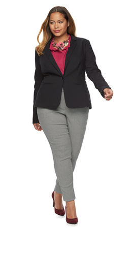 Plus Size wear to work Clothing