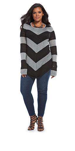 Plus-Size Casual Clothing