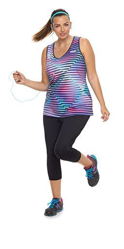 Plus Size Exercise Clothes