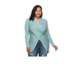 Plus Size sweaters and cardigans