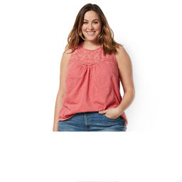 Plus Size Tank Tops