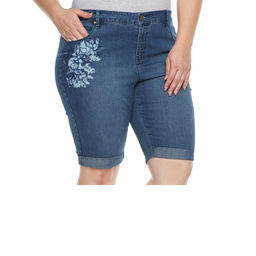 Plus Size Shorts