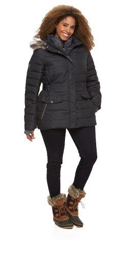 Plus Size Coats & Jackets